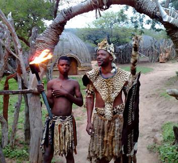 Секс племени зулуси видео ролик