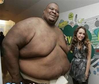 Толстяки: самый толстый жирный человек в мире